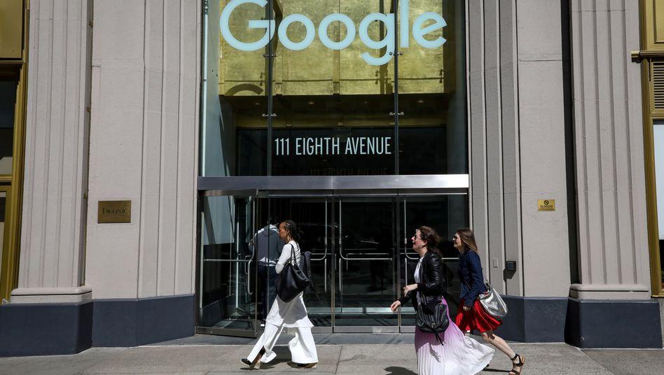 Google-Schriftzug (Symbolbild): Anzeigen zu einzelnen Suchwörtern wird es weiterhin geben