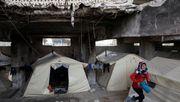 """""""Bitte vergesst die Syrer nicht"""""""