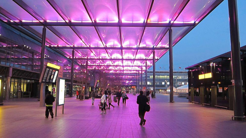 Passagieraufkommen: Die wichtigsten Flughäfen Europas