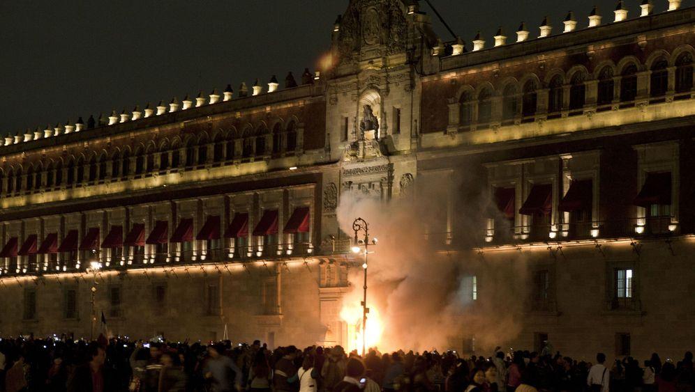 Mexiko: Wut auf die politische Elite