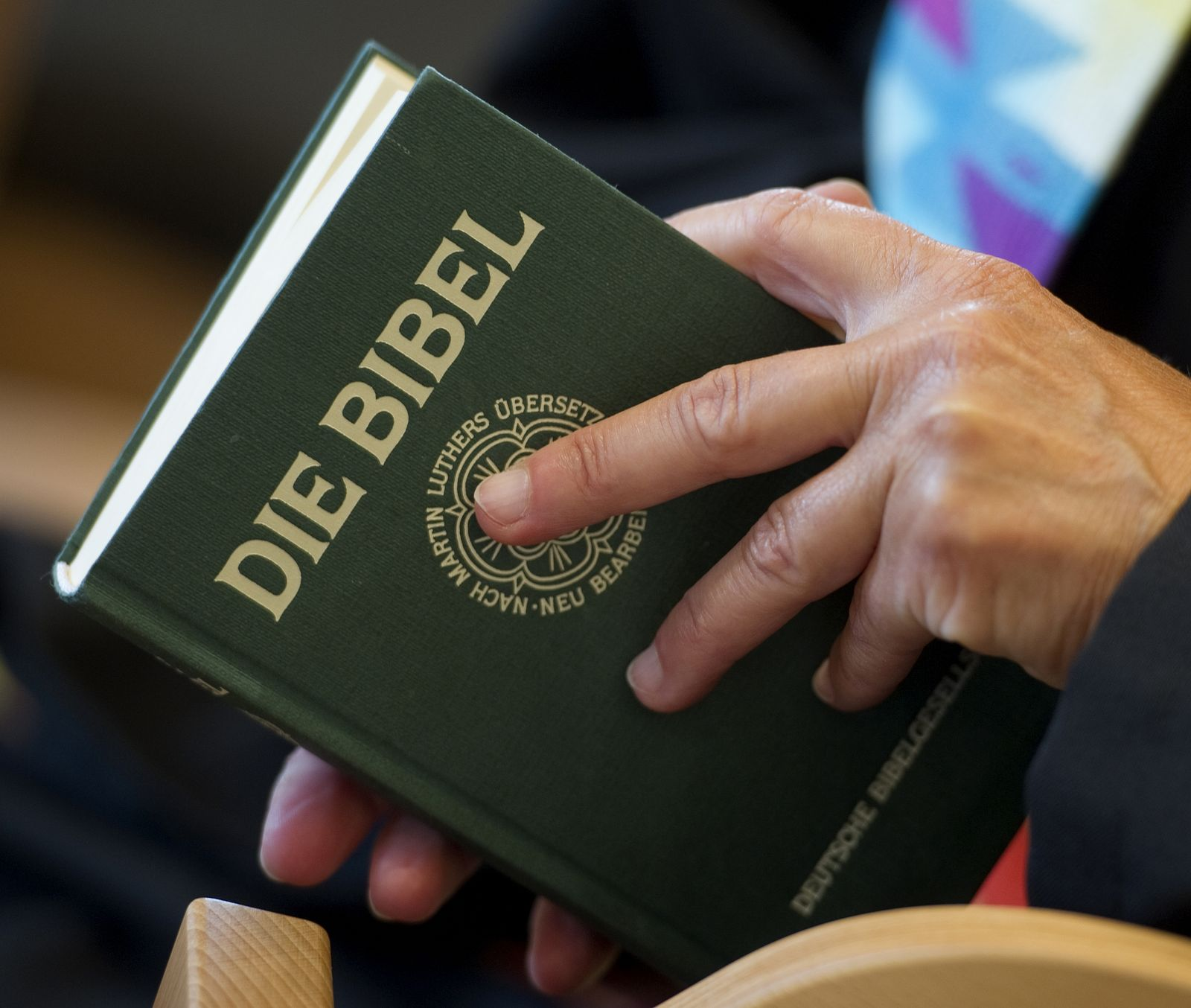 Symbolbild / Glauben / Religion / Bibel / Christentum