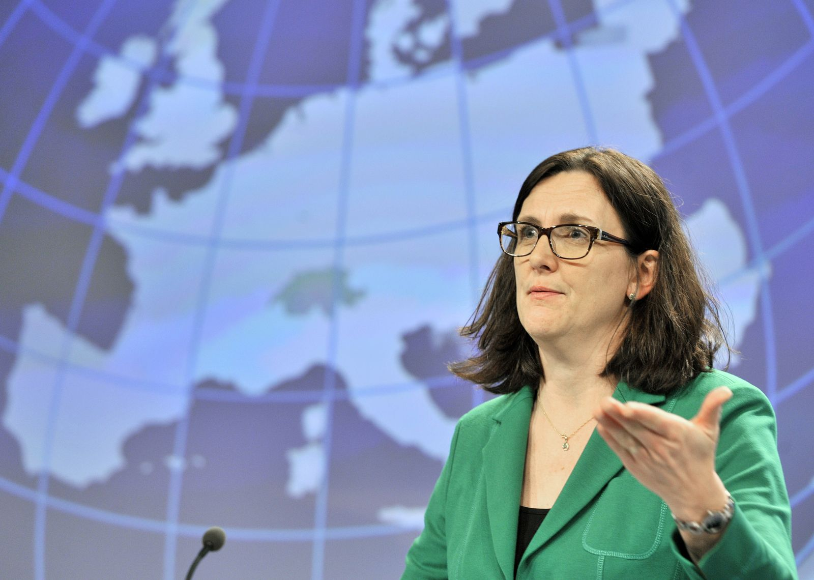 EU-Kommissare/ Malmström