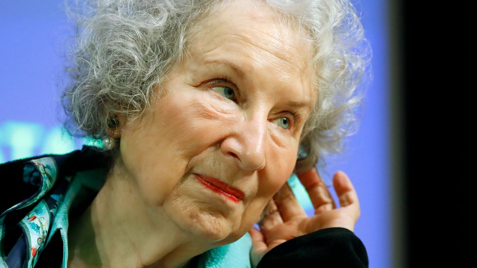 """Autorin Margaret Atwood: """"Klima der Intoleranz"""""""