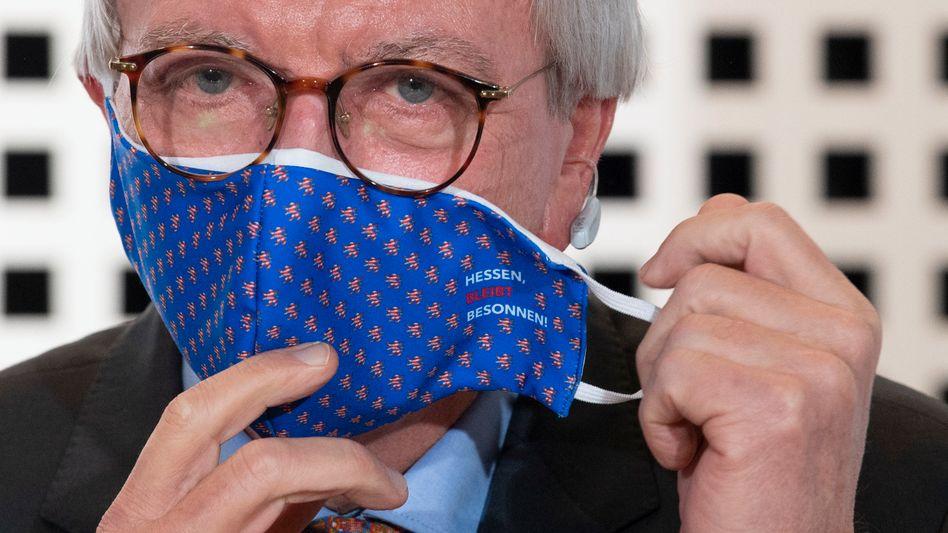 Hessens Ministerpräsident Volker Bouffier (CDU)