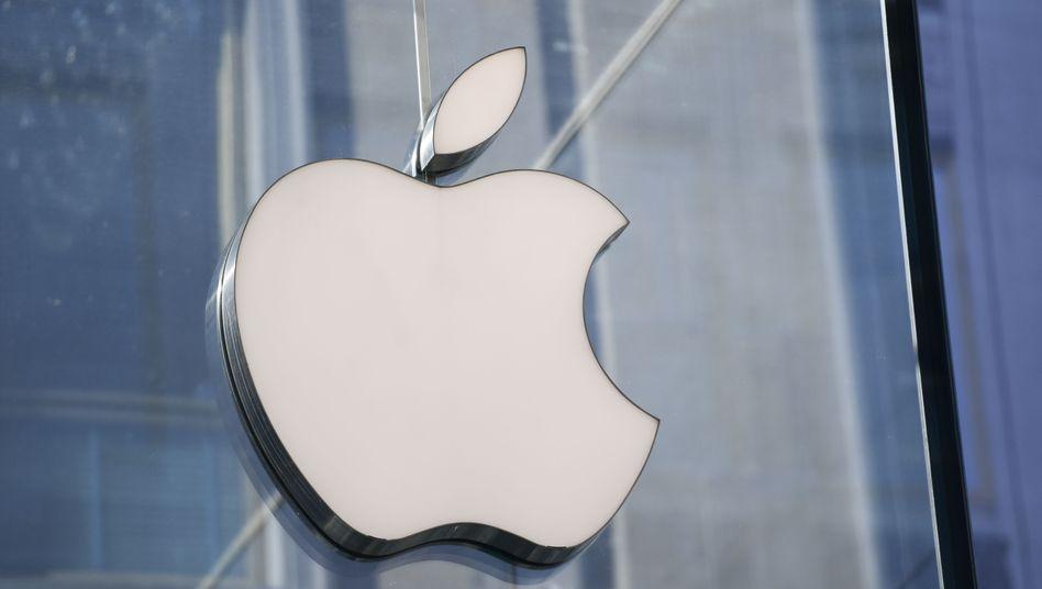 Apple Laden in Mailand (Archivbild)