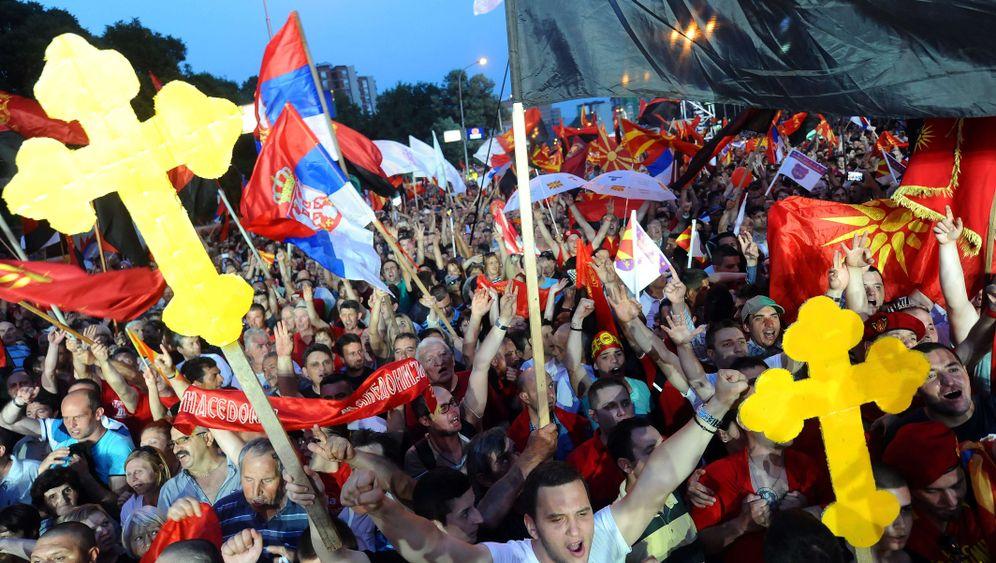 Mazedonien: Neuer Brandherd auf dem Balkan?