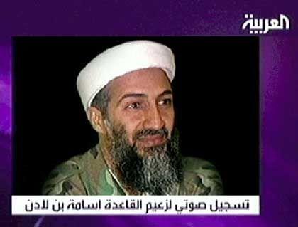 Osama-Bin-Laden-Foto auf al-Arabija: Europäer weisen Angebot kategorisch zurück