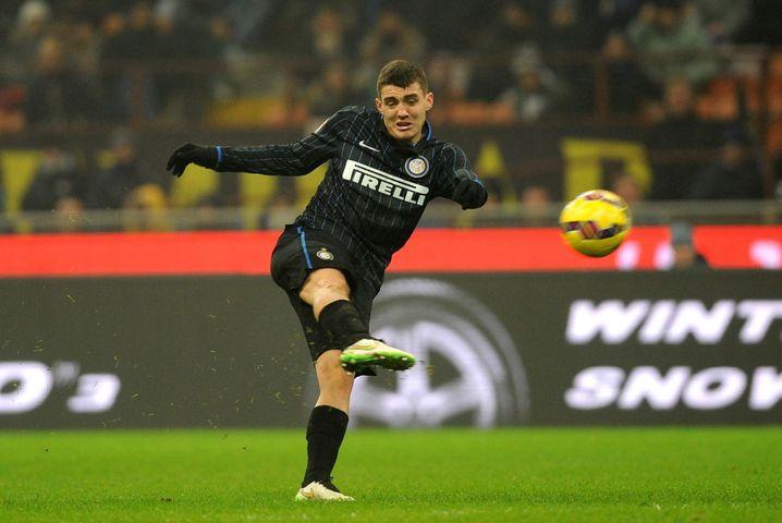 Mittelfeldspieler Kovacic: Einer der wenigen Stars von Inter