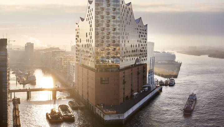 Elbphilharmonie Teuerste Wohnung Fur 38 600 Euro Je Quadratmeter Verkauft Der Spiegel