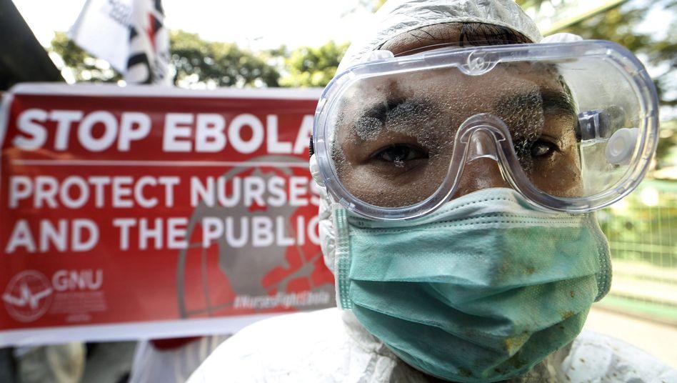 Risikogruppe: Medizinisches Personal muss sich besonders gut schützen