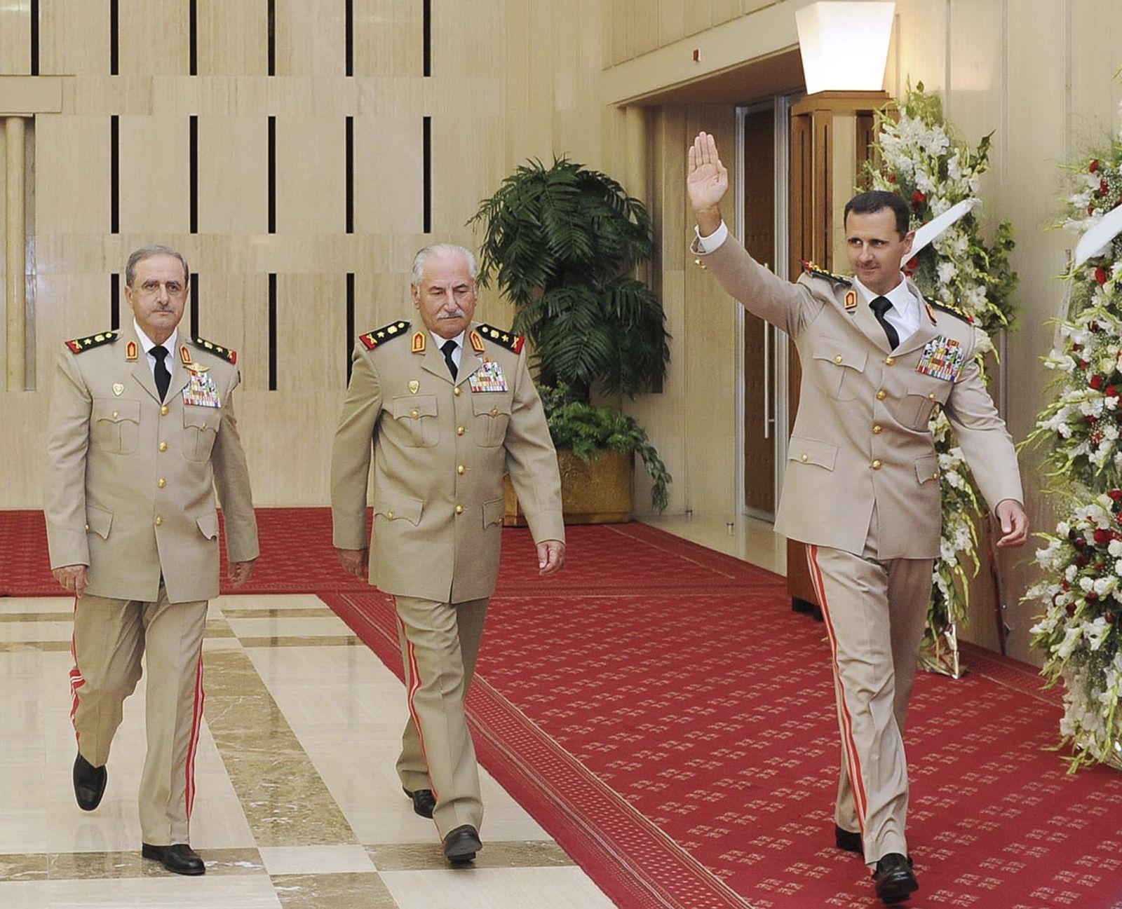 Assad neuer Minister