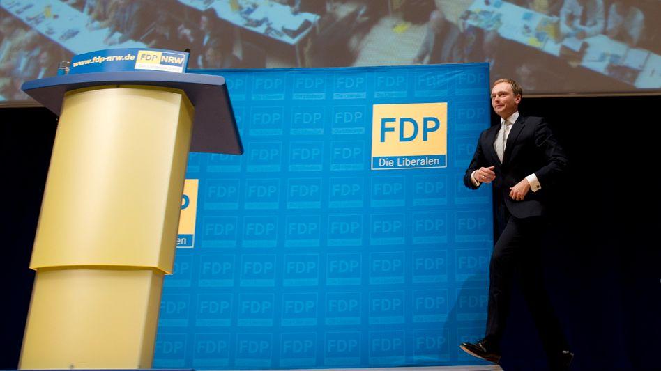 Liberale in NRW: Die Auseinandersetzung um den Burschenschafter kommt zur Unzeit