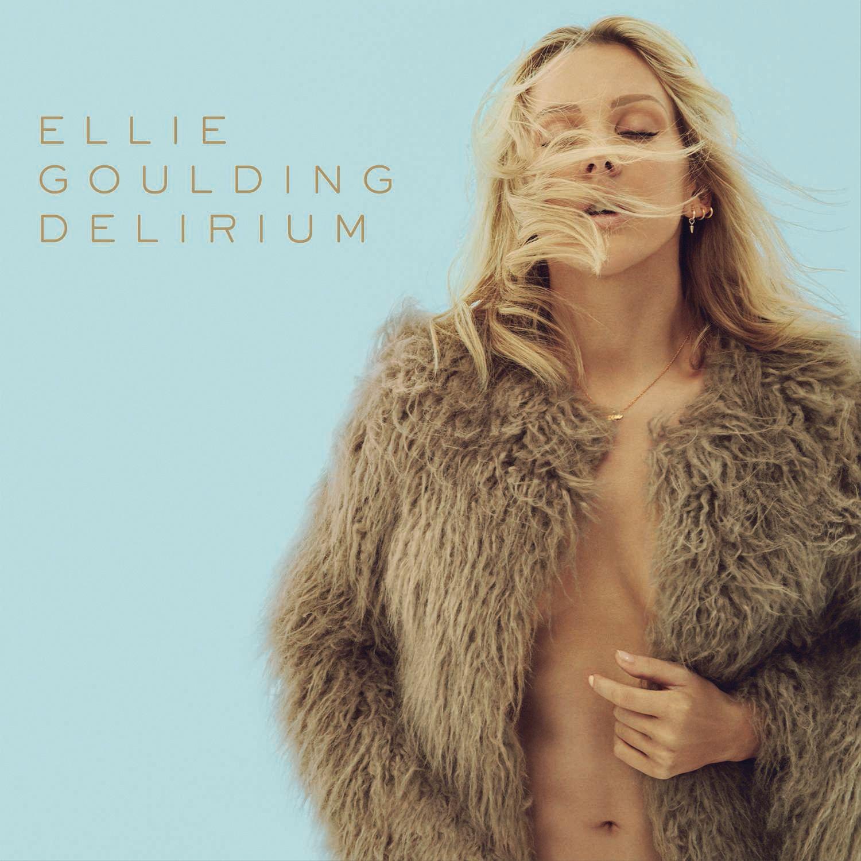 Cover Ellie Goulding Delirium