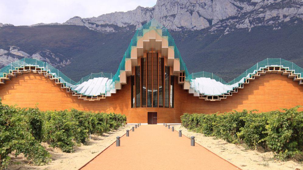 Rioja-Region in Spanien: Wein und Architektur