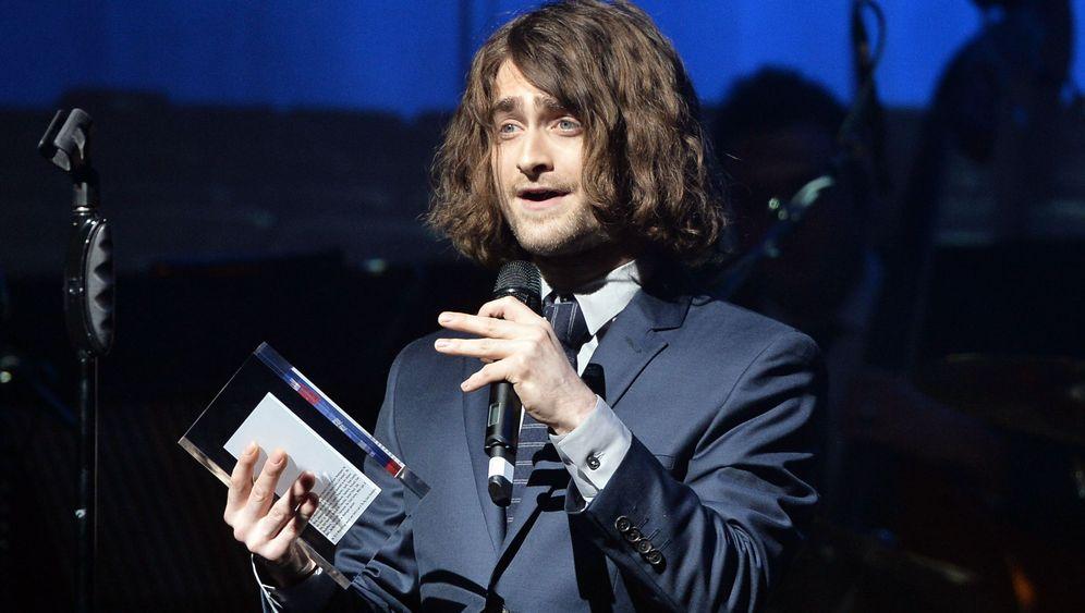 """Daniel Radcliffe und der Alkohol: """"Es war erbärmlich"""""""