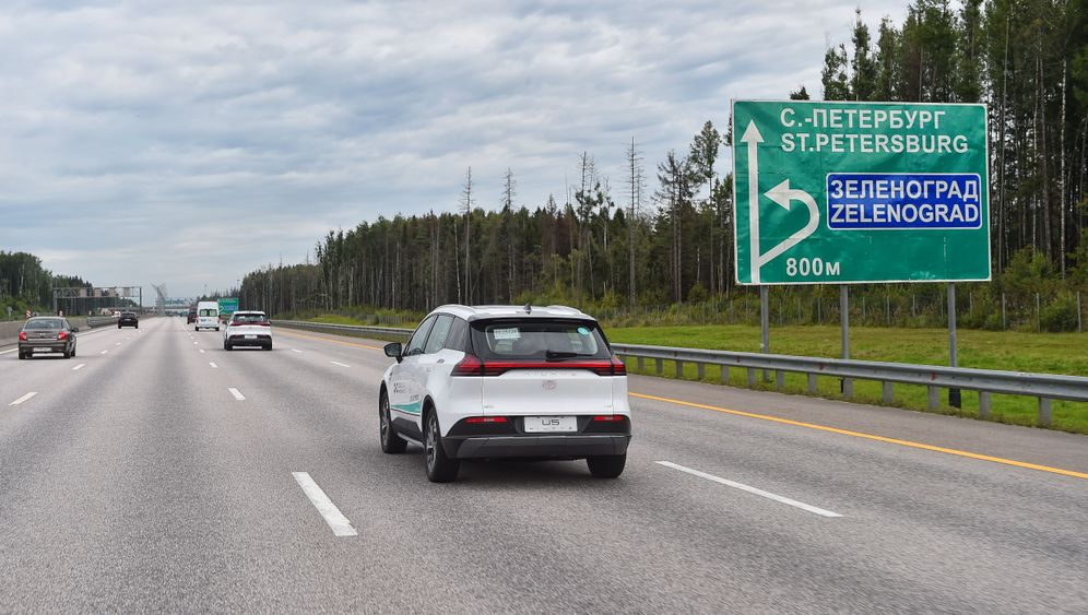 Elektro-SUV Aiways U5: Angriff auf Mercedes, Tesla und Audi