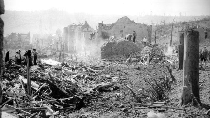 Loch in der Eifel: Warum der Kalvarienberg explodierte
