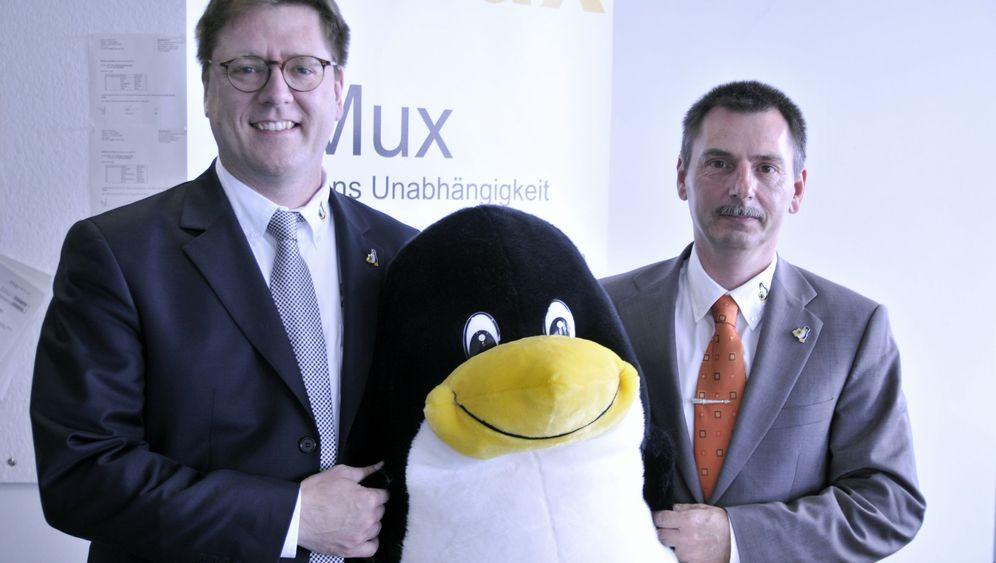 LiMux: Das Verwaltungs-Linux in München