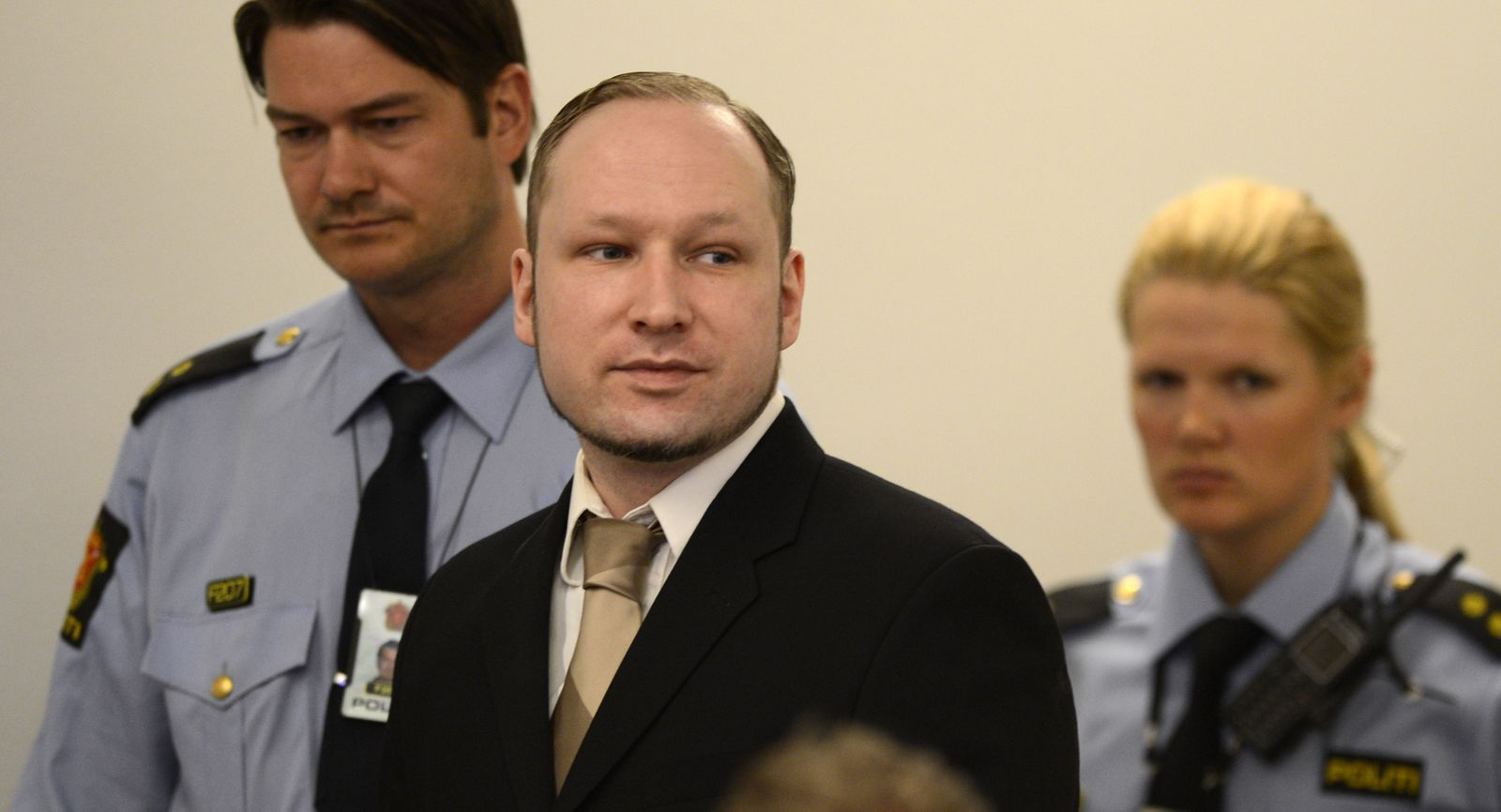 Breivik/ Prozess