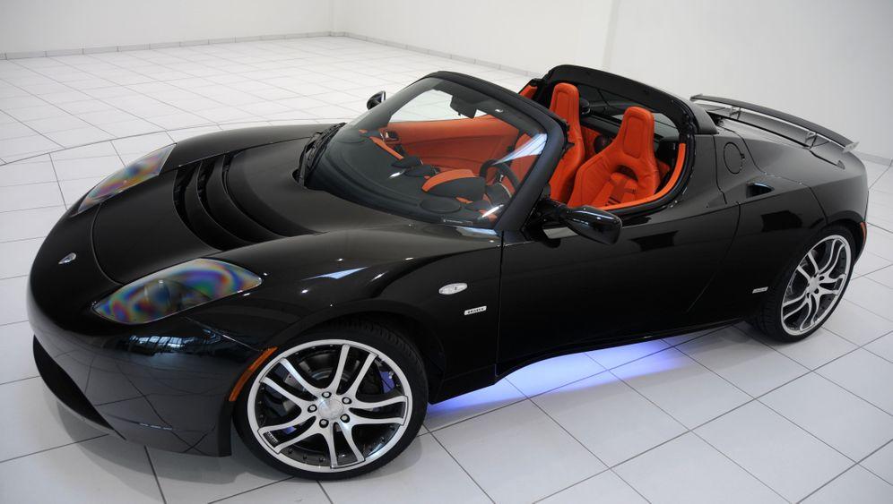 Geräusche von E-Modellen: Schräger die Autos nie klingen