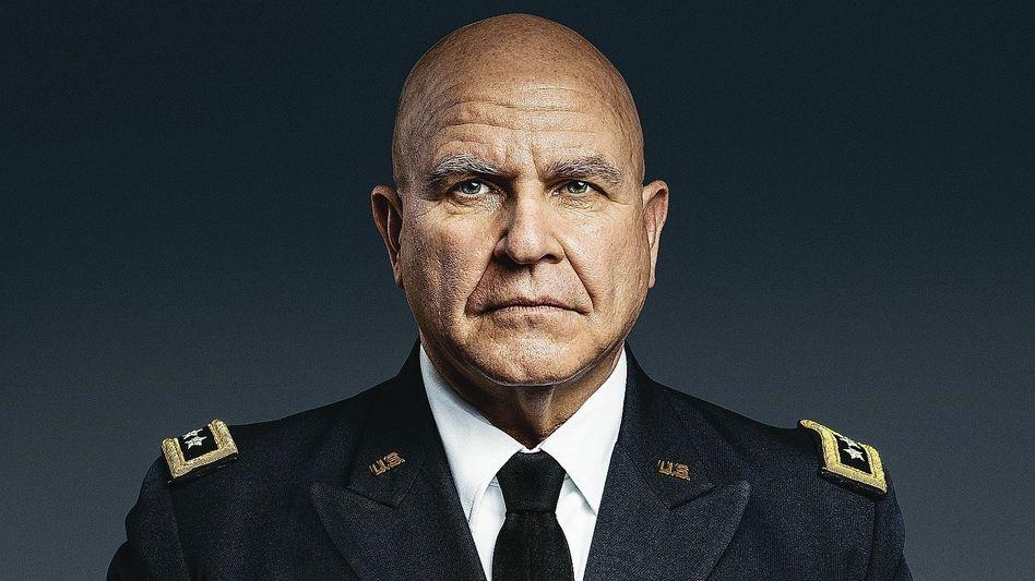 """Offizier McMaster:""""Ein bemerkenswertes Ausmaß an Selbsthass"""""""
