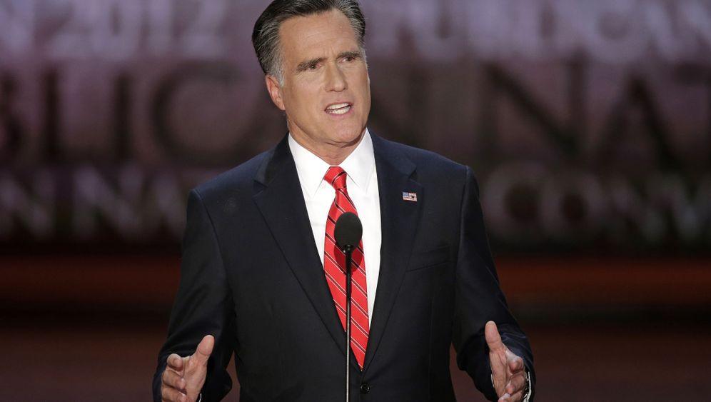 Wahlkämpfer Romney: Kaum Visionen, wenig Versprechen