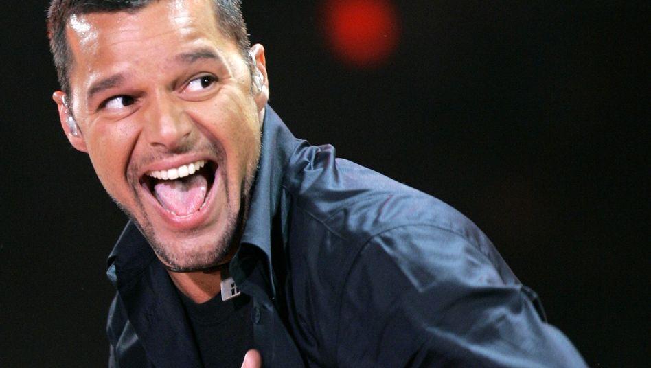"""Ricky Martins Coming-out: """"Das erfüllt mich mit Stärke und Mut"""""""