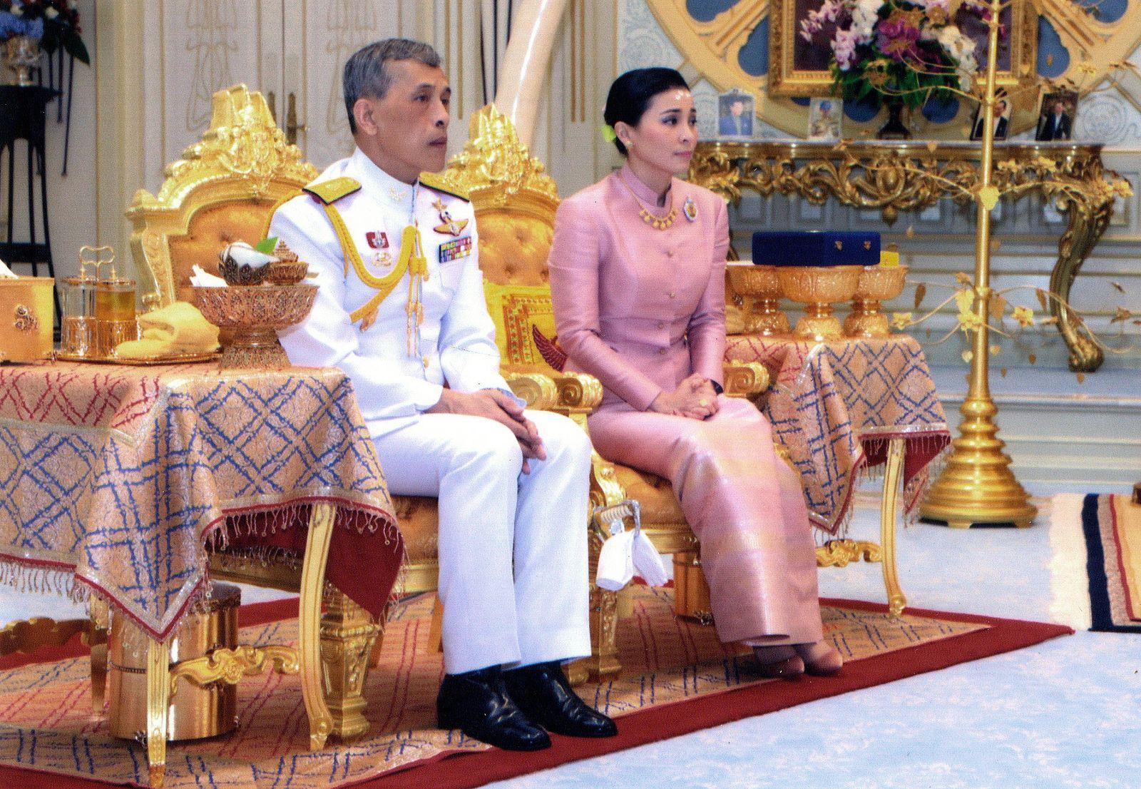 Neue Königin in Thailand