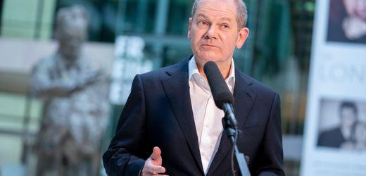SPD-Kanzlerkandidat Olaf Scholz: Der Schattenboxer