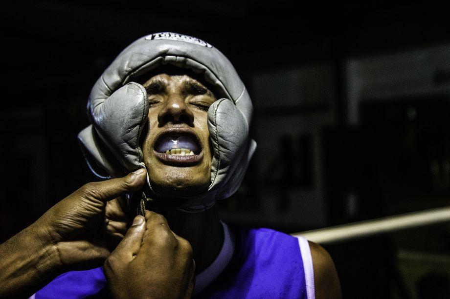 Julian Ramirez träumt von einem eigenen Boxklub