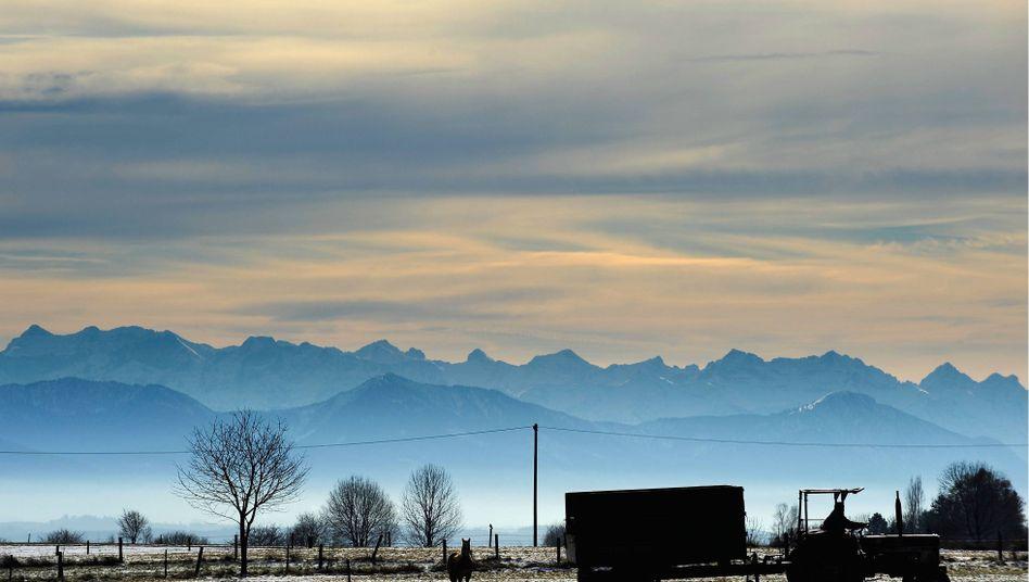Trecker in Bayern: Wie glaubwürdig sind Träume von Parallelwelten?