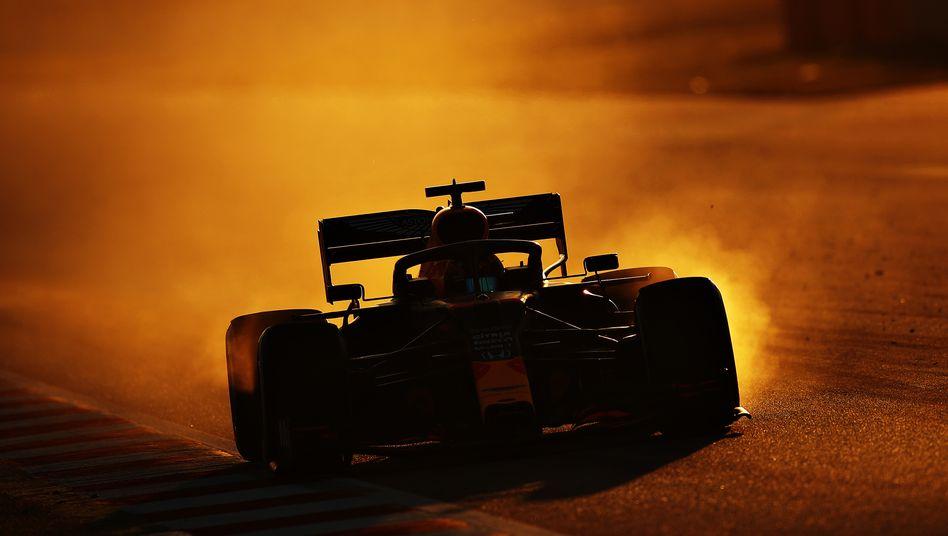 Wie lange fährt Red Bull noch in der Formel 1?