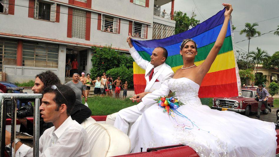Kubanische frauen heiraten