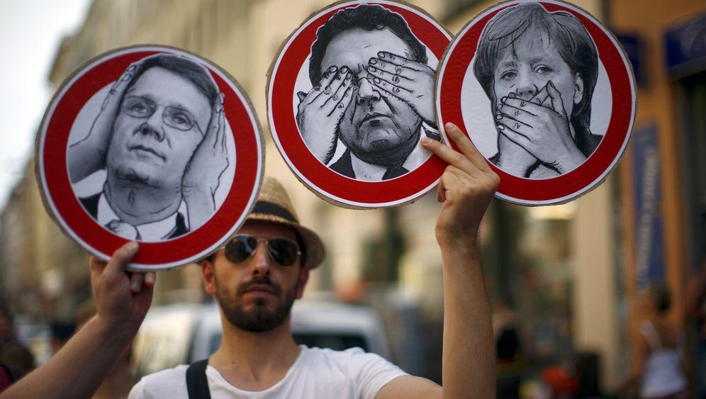"""Bundesweite Demonstrationen gegen Prism: """"Yes, we scan"""""""