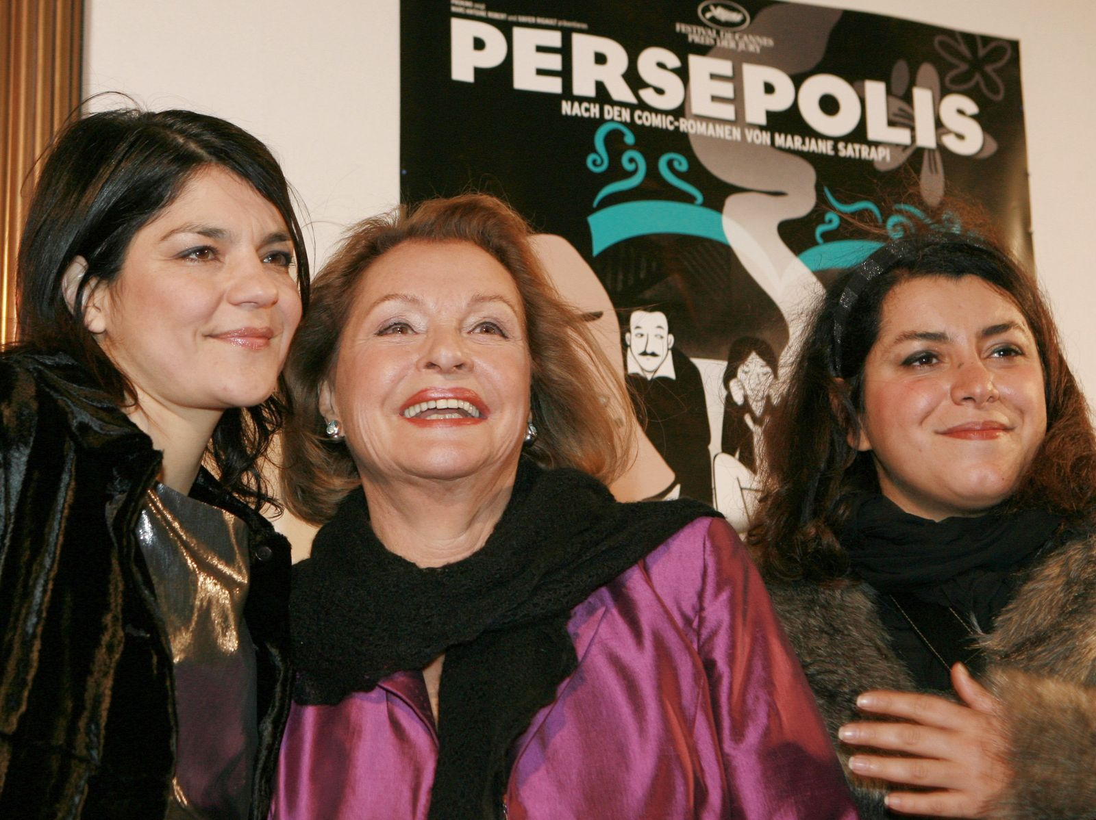 """Premiere """"Persepolis"""""""