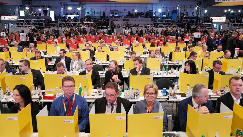 Cdu Parteitag Die Wichtigsten Beschlusse Im Uberblick Der Spiegel