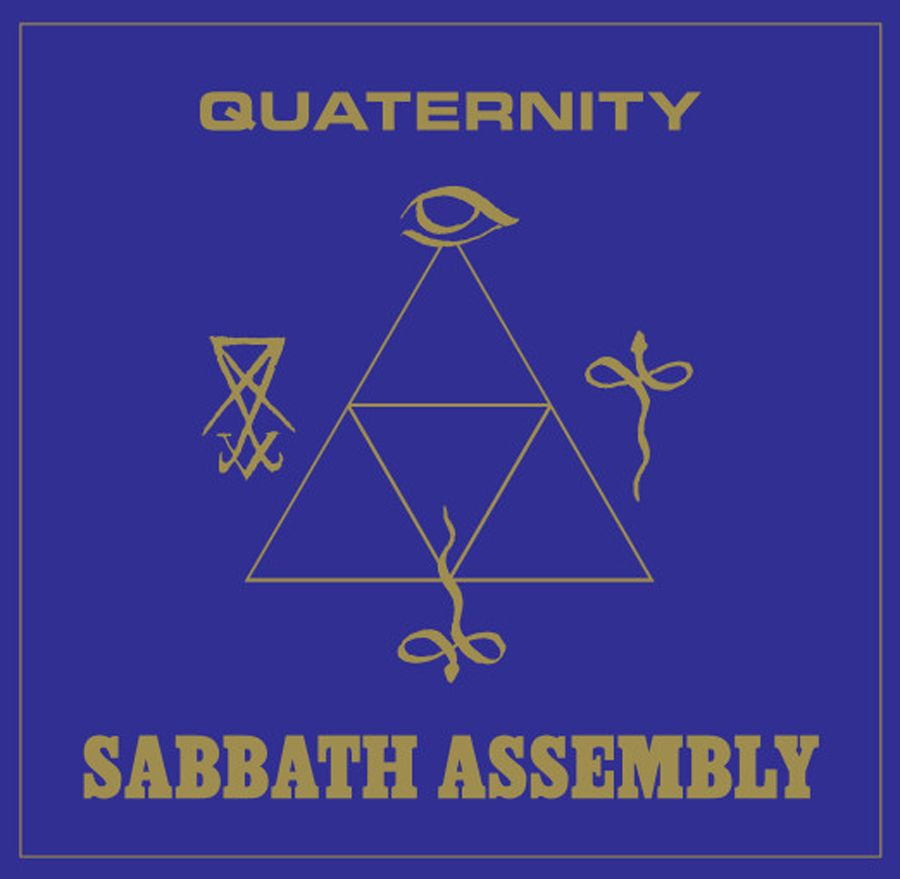 Abgehört/ Sabbath Assembly: Quaternity COVER