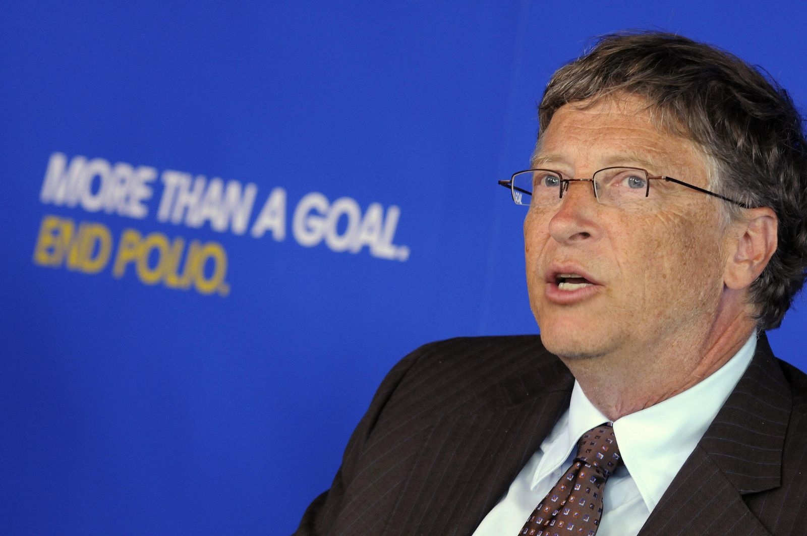 Bill Gates Polio