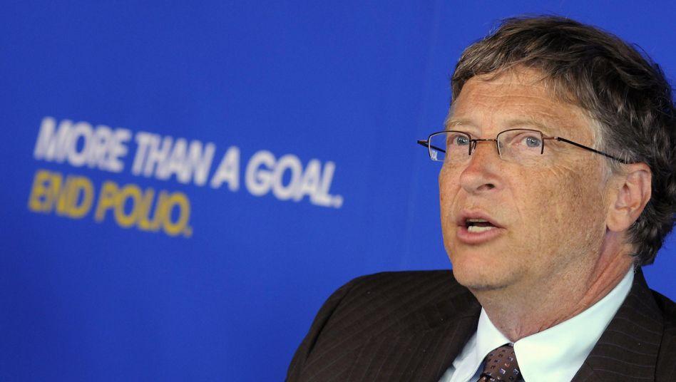 Microsoft-Gründer und Philantrop Bill Gates: Der blinde Fleck des Westens
