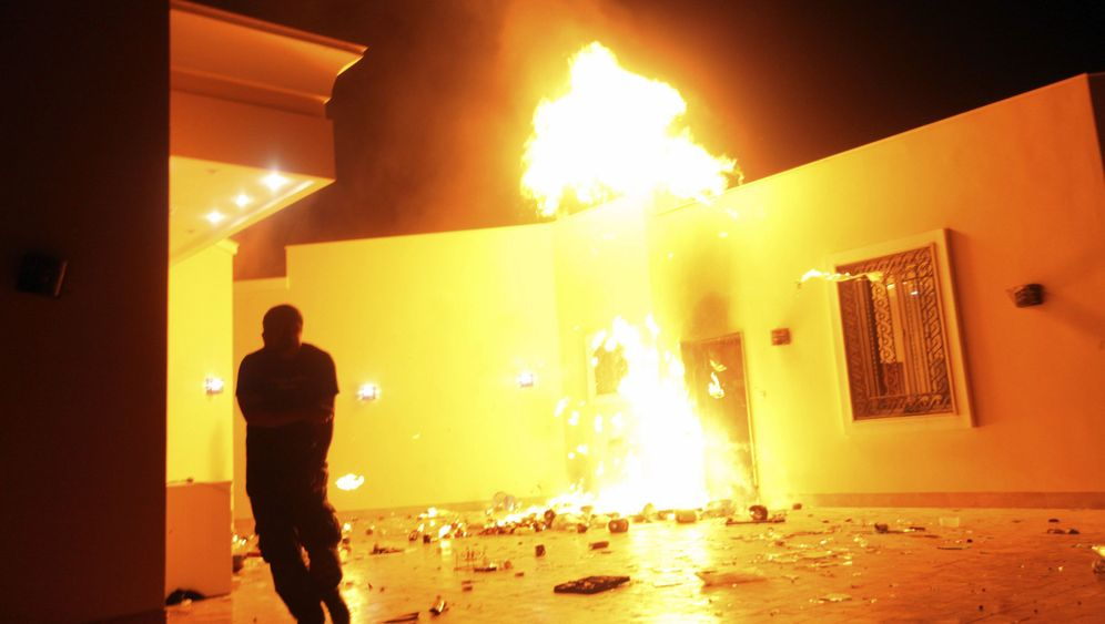 Photo Gallery: Violence in Cairo and Benghazi