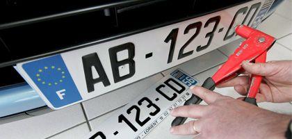 Neues Kennzeichen: Autos in Frankreich erhalten neue Nummernschilder ohne Regionalkürzel
