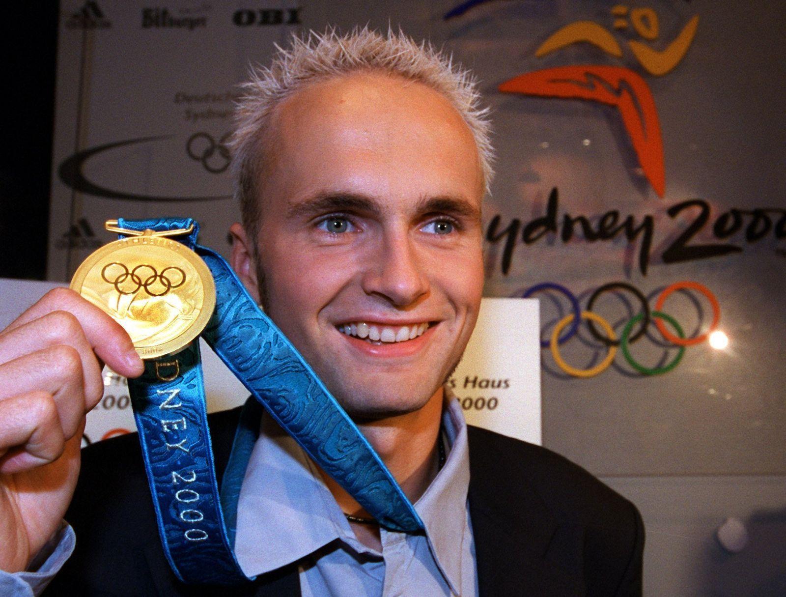 Olympia Leichtathletik 800 m Gold für Schumann