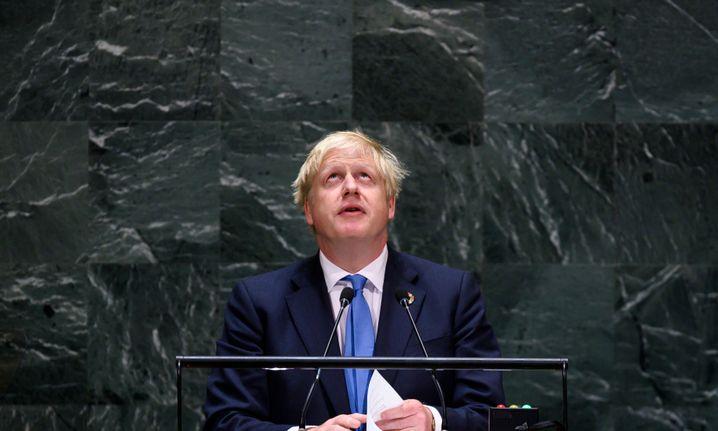 """Britischer Premier Johnson: Lieber """"tot im Graben"""" als Fristverlängerung für den Brexit"""
