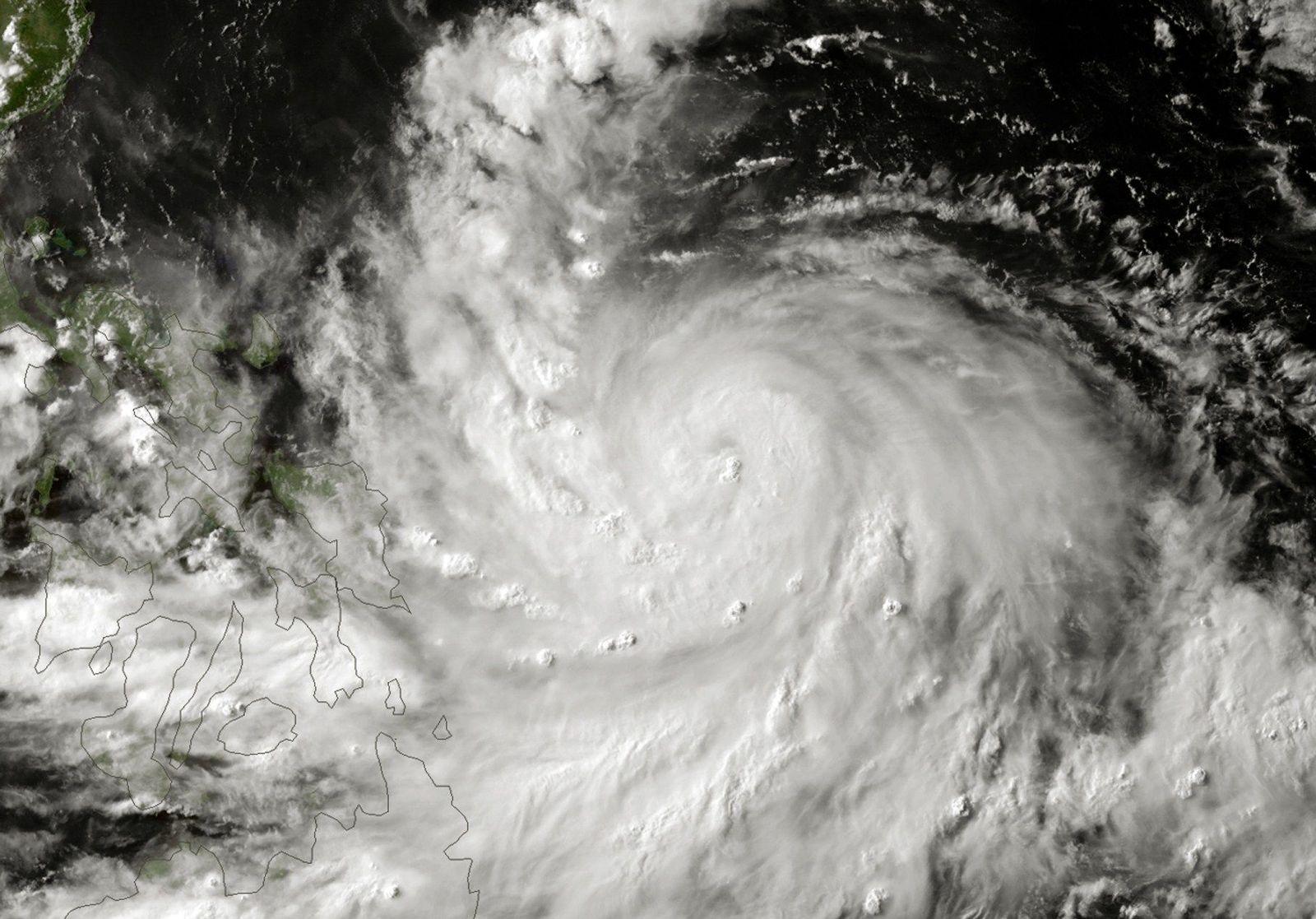 PHILIPPINES-WEATHER-STORM-TYPHOON