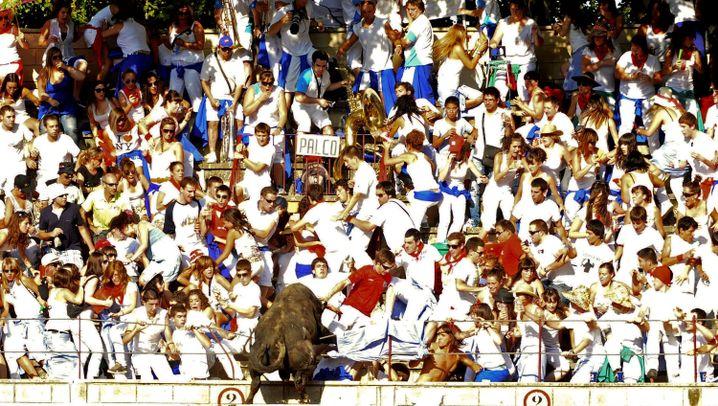 Spanien: Drama bei Stierkampf