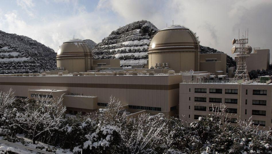 AKW Ohi in der Präfektur Fukui: Betreiber Kansai Electric hat den Neustart beantragt
