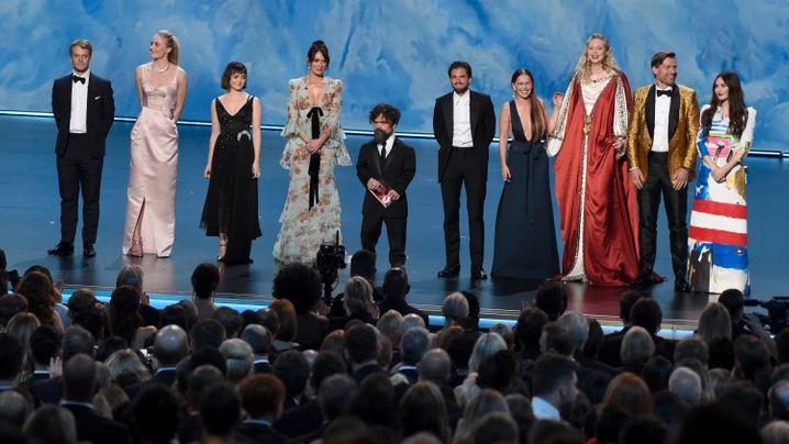 Preisverleihung: Die Emmy-Gewinner 2019