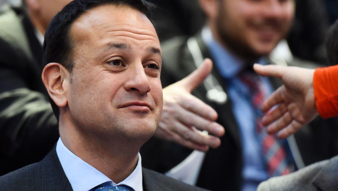 Irland Regierung