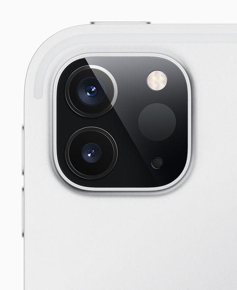 Die Kameras im neuen iPad Pro