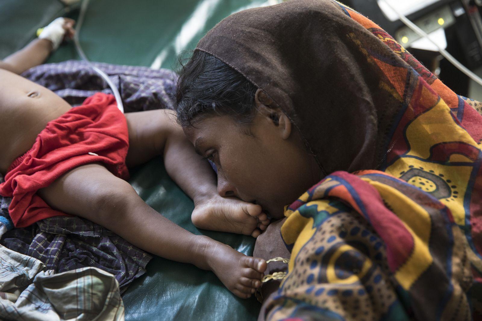 Lungenentzündung/ Bangladesh